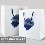 Túi giấy tái chế – hưởng ứng vì màu xanh toàn cầu